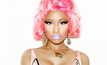 Nicki Minaj HD Wallpaper