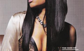 Nicki Minaj iPhone Wallpaper