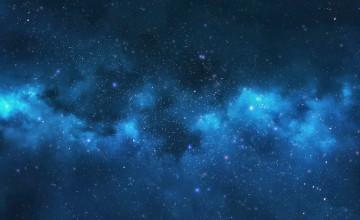 Night Sky Desktop Wallpaper