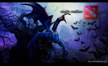 Night Stalker Wallpaper