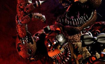 Nightmare Freddy Wallpapers