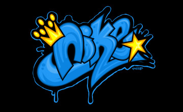 Nike Graffiti Wallpapers