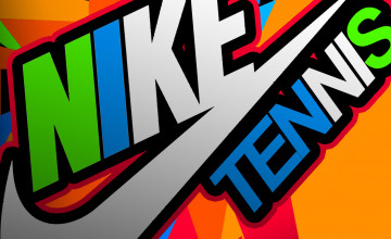 Nike Tennis Wallpaper