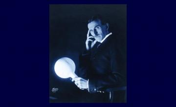 Nikola Tesla Wallpaper
