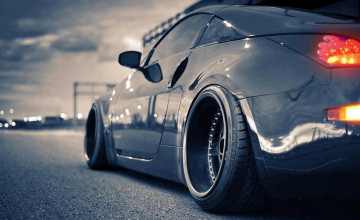 Nissan 350Z Wallpapers