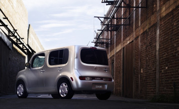 Nissan Cube Wallpapers