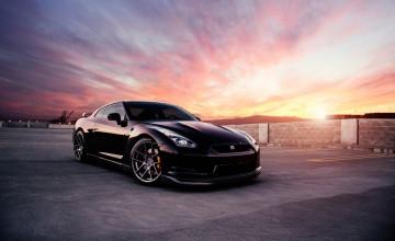 Nissan GT R Wallpaper HD