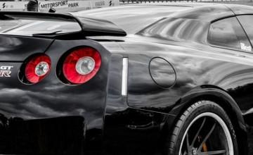 Nissan GTR iPhone 6 Wallpaper