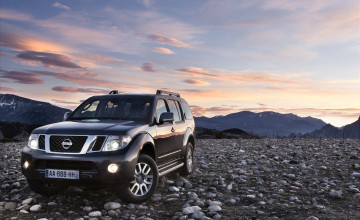 Nissan Pathfinder Wallpapers