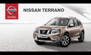 Nissan Terrano Wallpapers
