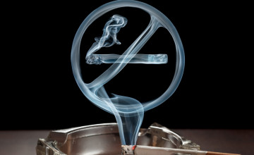 No Smoking Wallpaper