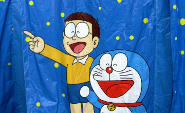 Nobita And Doraemon Wallpapers