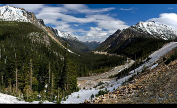 North Cascades National Park Wallpapers