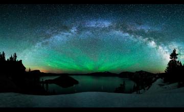 Northern Lights Wallpaper 4K