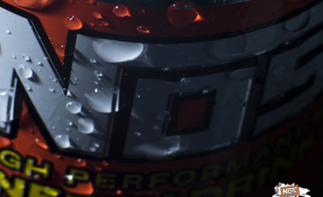 NOS Energy Drink Wallpaper