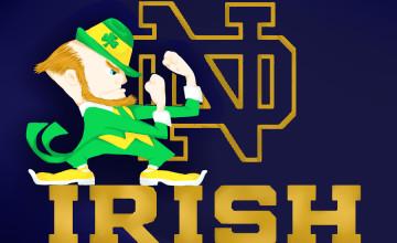 Notre Dame Football Wallpaper 1280x1024