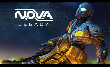 N.O.V.A. Legacy Wallpapers