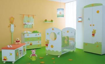 Nursery Wallpaper for Boys