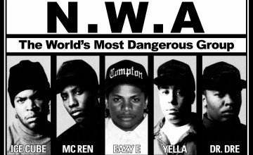 NWA HD Wallpaper