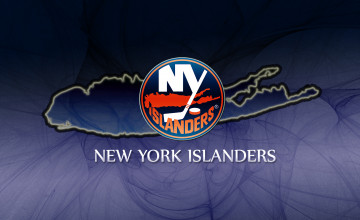 NY Islanders Desktop Wallpaper