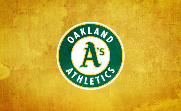 Oakland Athletics Wallpaper Desktop