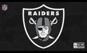 Oakland Raiders Desktop Wallpaper