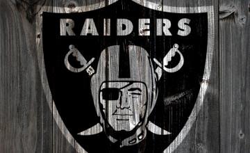 Oakland Raiders iPhone Wallpaper