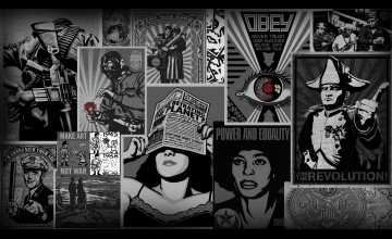 Obey HD Wallpaper