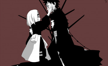 Obito And Rin Wallpapers