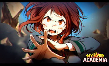 Ochako Uraraka Wallpapers