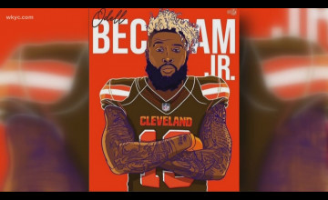 Odell Beckham Jr. Browns Wallpapers