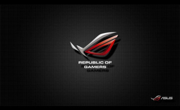 Official ASUS ROG Wallpaper