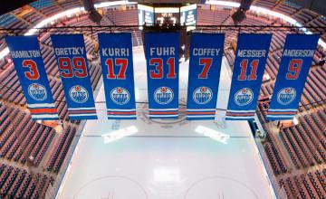 Oilers Wallpaper