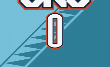 Oklahoma City Thunder 2019 Wallpapers