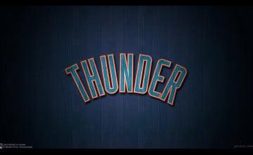 Oklahoma Thunder Wallpaper HD