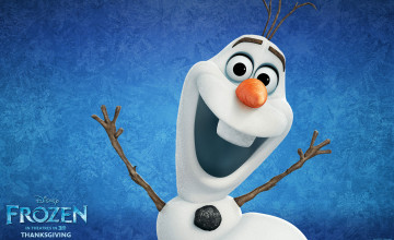 Olaf HD Wallpaper
