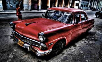 Old School Cars Wallpapers