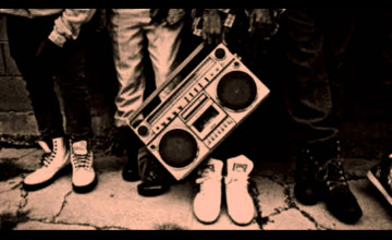 Old School Hip Hop Wallpaper