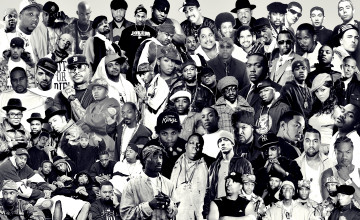 Old School Rap Wallpaper
