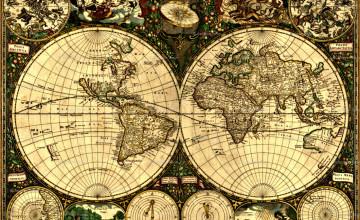 Old World Wallpaper Patterns