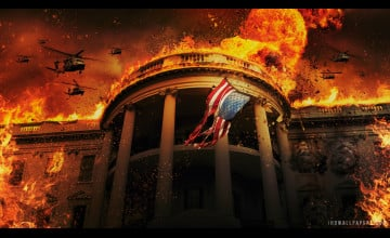 Olympus Has Fallen Wallpaper