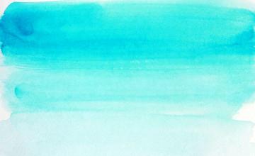 Ombre Blue Wallpaper