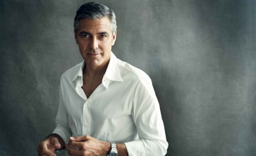 Omega George Clooney Wallpaper