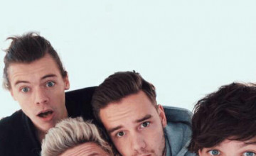 One Direction iPhone Wallpaper 2015