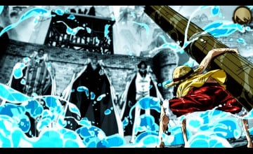 One Piece Epic Wallpaper