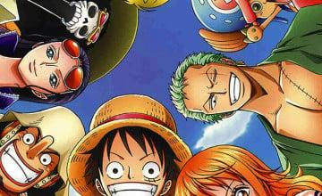One Piece iPhone Wallpaper