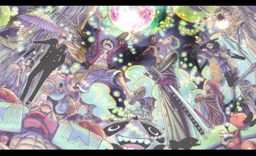 One Piece Wallpaper New World