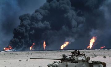 Operation Desert Storm Wallpaper