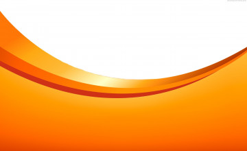 Orange And White Wallpapers
