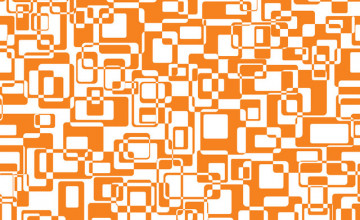 Orange Contemporary Wallpaper